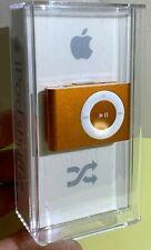 NEW! Sealed! Apple iPod Shuffle 1GB PA953LL/A Orange Generation 2
