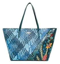Borsa Desigual Bols San Francisco Winter Stripe