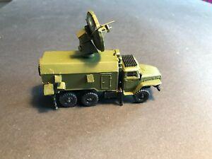 Arsenal M Resin UdSSR NVA  R-441 Satelliten-Richtfunkstation auf URAL-375B  #806