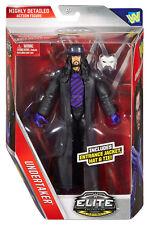 Undertaker - WWE Elite Legends Mattel Toy Wrestling action Figure