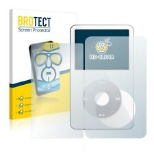 2x BROTECT Film Protection Apple iPod classic video (Recto + Verso, 5.