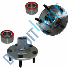 2 Front Wheel Bearing & Hub for 2001-2010 2011 2012 Mercury Mariner Ford Escape
