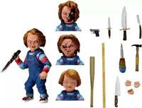 """NECA Chucky Doll 4"""" Ultimate Child's Play Good Guys Action Figure New Toy Gift b"""