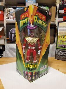 "MIGHTY MORPHIN POWER RANGERS LEGACY JASON RED POWER RANGER 5""  TOYS R US"