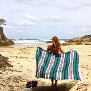 Mexico Lot Rug Falsa Throw Mix Colors Breathable Soft Yoga Beach Blanket 20 Pack