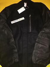 Nike lab Made In Italy Destroyer Bomber Jacket / AA3348-010 / Large