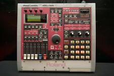 Roland SP-808 EX E-Mix Studio Workstation w/ MIDI Effects Mixer Editing - 100V