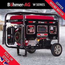 Petrol Electric Generator AG-9000W ~ 16HP 10.5Kva Portable Camping Power Bohmer