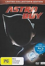 Astro Boy LIMITED COLLECTOR'S EDITION (DVD, 2010) R4 PAL NEW FREE POST