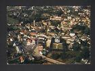CHALUS (87) VILLAS & EGLISE en vue aérienne en 1986