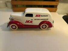 Liberty Classics Ace Hardware 1937 Chevy Die Cast Coin Bank