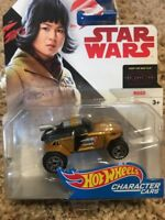 Hot Wheels Star Wars ROSE Character Car - The Last Jedi