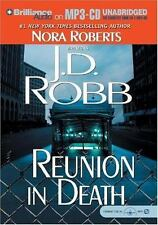 In Death: Reunion in Death 14 by J. D. Robb (2004, MP3 CD, Unabridged)