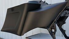 harley davidson stretched side covers roadking street glide road glide 2009-2013