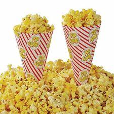 Gold Medal Paper Cup Popcorn Cones x 500