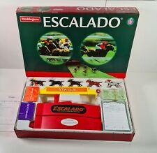 ESCALADO The Classic Horse Racing Game Waddingtons 2004 Age 8 Complete