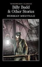 Billy Budd and Other Stories (Wordsworth Classics), Melville, Herman, New Book