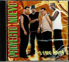Proyecto Nuevo  A Otro Nivel    BRAND NEW SEALED CD