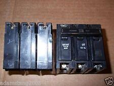BRYANT BR BR360 3 pole 240v 60 amp Circuit Breaker WESTINGHOUSE