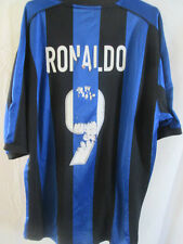 Inter Milan 2000-2001 Ronaldo Home Football Shirt Size XL /9275