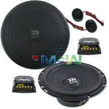 """Authentic Morel Maximo 6 6-1/2"""" 2-Way Component Car Speakers System 6.5"""" *New*"""