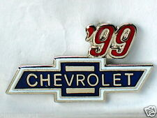 1999 Chevrolet Pin Badge Chevy Auto Pins lapel Hat Tack