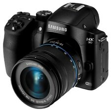 Samsung NX30 Smart Wi-Fi 30 Languages Camera k/w NX 18-55mm III ois Lens