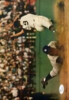 Bill Mazeroski 1960`s Vintage Signed Jsa Certed 8x10 Photo Autograph Authentic