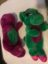 Barney And Baby Bop Plush