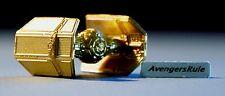 Star Wars Micro Machines 2016 Series 5 Tie Advanced Gold Vader