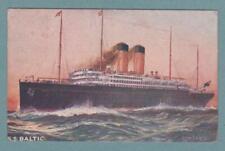 White Star Line S.S. BALTIC (1904)