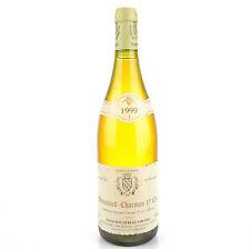 """1 BOUTEILLE DE Meursault 1er Cru 1999 """" Charmes """" HUBERT BOUZEREAU-GRUERE"""