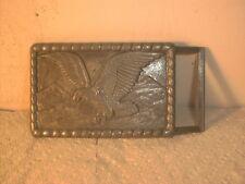 Metal AMERICAN EAGLE BELT BUCKLE