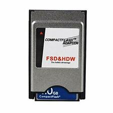 PCMCIA Compact Flash PC CF Card Reader Adapter