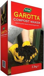Garotta Compost Maker, 3.5 kg Compost Maker Accelerator