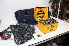4080  Biddle Megger DET-2/110 Digital Earth Tester