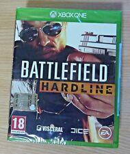 Battlefield Hardline Gioco in italiano per Microsoft XBOX ONE Nuovo e Sigillato!