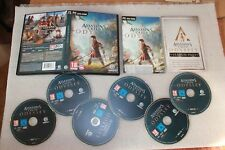 Assassins's Creed Odyssey  PC  - BOX, BOOKLET,