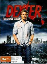 DEXTER Season 2 (DVD, 2008, 4-Disc Set) NEW