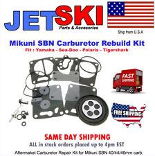 Seadoo Carb Mikuni carburetor rebuild kit XP SP SPI SPX GTX GTS GTI GS GSI