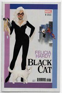 Black Cat #1 Marvel Comics Noto 1:50 Variant