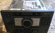 OPEL VAUXHALL Vectra Corsa C Signum CD70 CD RADIO AM FM REPRODUCTOR DE CD 70 13270679