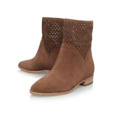 Michael Kors Sunny Brown Suede Boots Size 36.5 SALE WAS £195