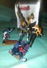 Devil may cry videogame set lot FIGURine PVC figure popy dante capcom