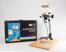 Meopta Axomat 4 35mm Condenser Enlarger + Nikon 50mm Lens - Boxed Mint Condition