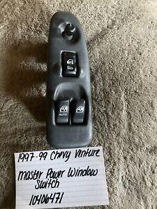 1997-1999 97 98 99 Chevy Venture Window Console Unit