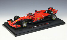 1:18 Bburago Ferrari 2019 F1 Charles LeClerc BB1816807L