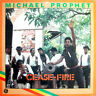 Michael Prophet - Cease Fire LP - Roots Reggae Vinyl Album - NEW Record
