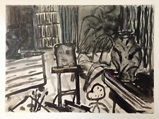 """George Hadoulis """"FIRST KISS"""" Signed Open Edition Giclee Pigment Print Greek"""