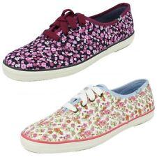 Keds Canvas Floral Shoes for Women